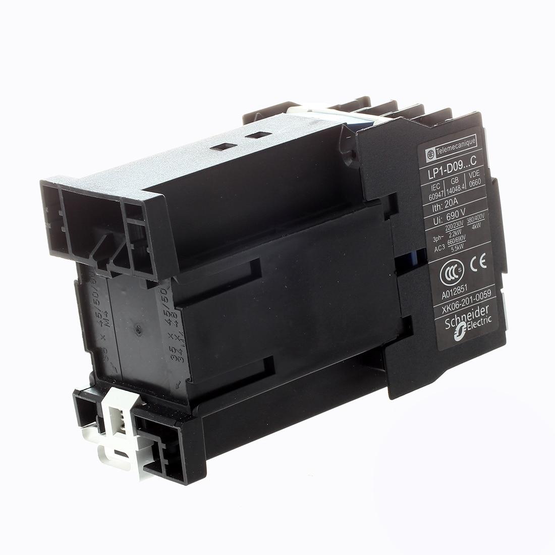 LP1-D09 Contactor 24V DC Coil, IN STOCK стоимость