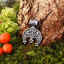10pcs  norse Antique Silver Lunula pendant Moon Crescent Necklace pendant jewelry. LUNITSA. Slavic pendant Moon,  Feminine charm