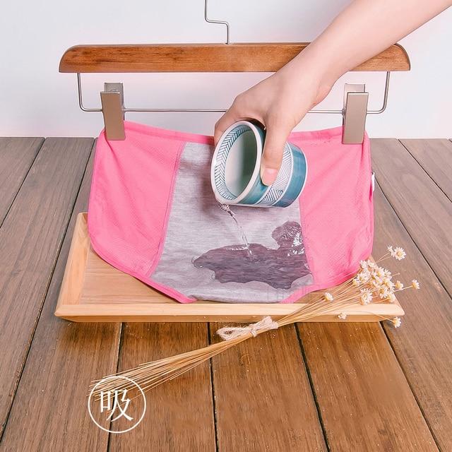 3 Piece Pack Leak Proof Menstrual Panties Physiological Pants Women Underwear Period Cotton Waterproof  Briefs 4