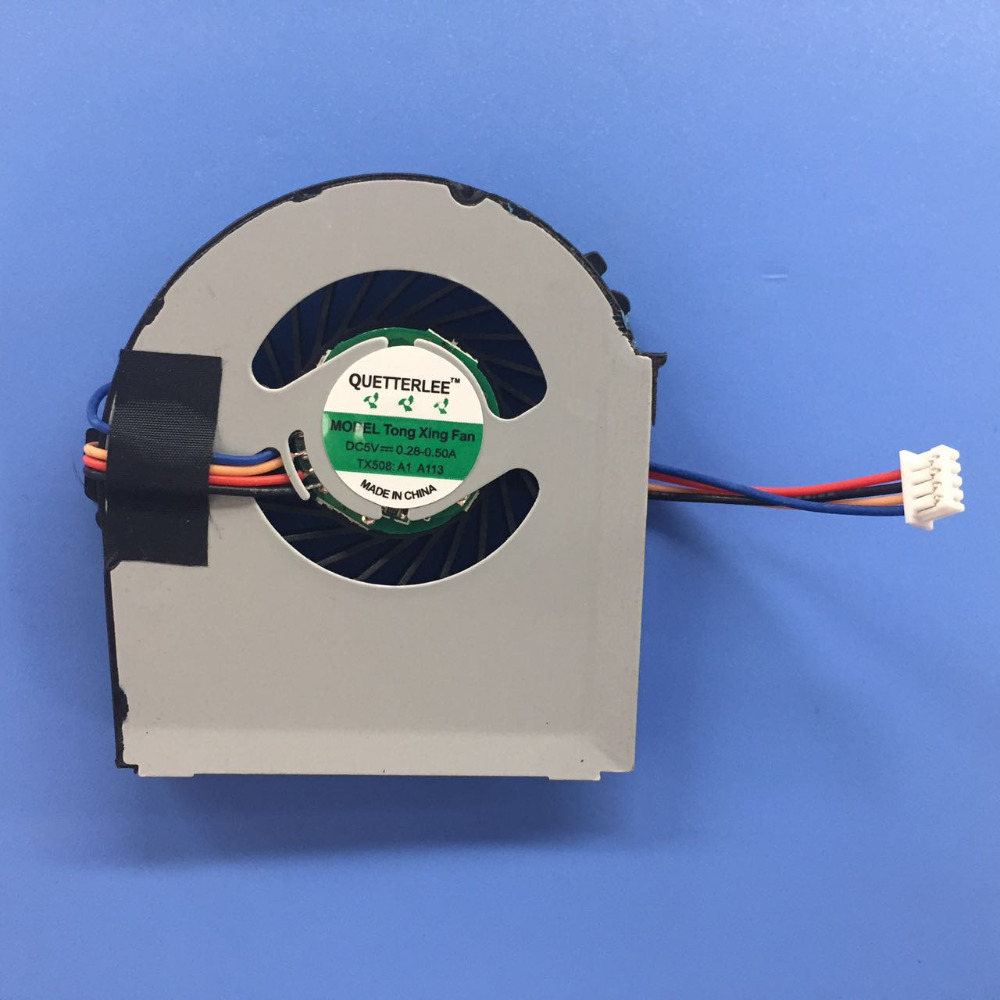 SSEA New CPU Cooling Fan for Lenovo IBM ThinkPad T420 T420i T420S 04w0627 Free Shipping