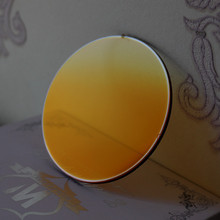 hot deal buy gradient brown lenses sunglasses with k gold flash mirror ar coated exia optical a6 series