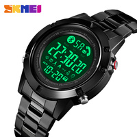 SKMEI Mens Sports Smart Watches Motion Track Waterproof Pedometer Calorie Fashion Digital Wristwatches reloj inteligente 1500