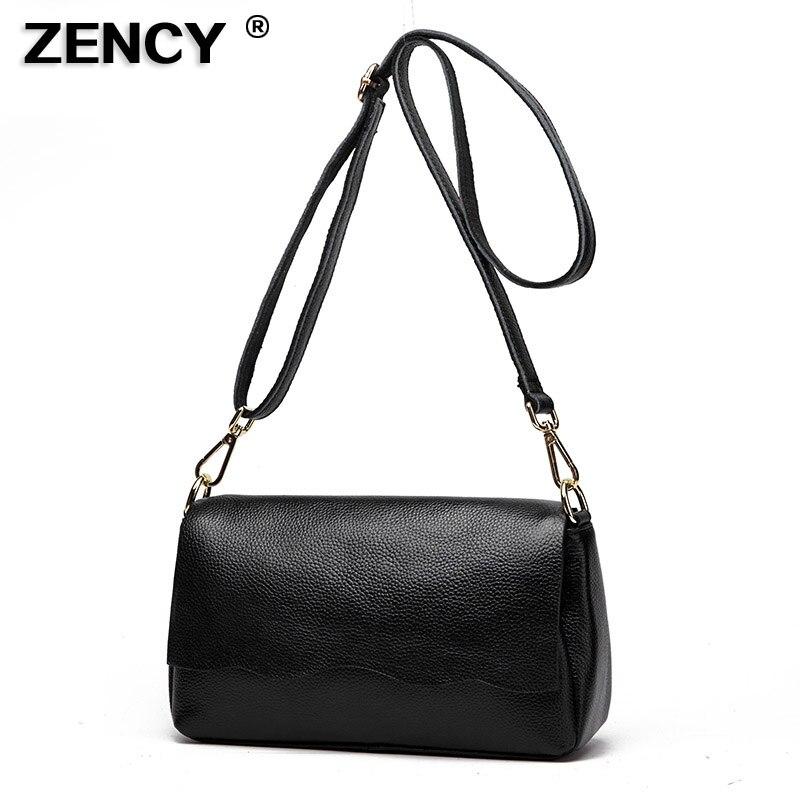 AODUX 2018 Fashion 100% Soft Genuine Leather Women Female Small Shoulder Bag Cowhide Handbag Ladies Girl Messenger Bags Purse поло la martina la martina la095emceev3
