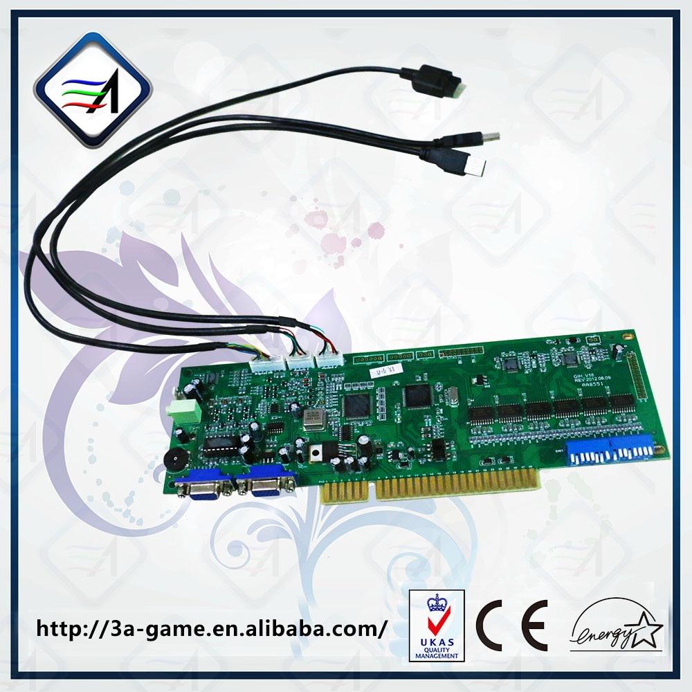 2016 Jamma управление аркадная IO доска для X box 360 Ultra Streen Fighter IV 4 игровой автомат Китай электронный магазин