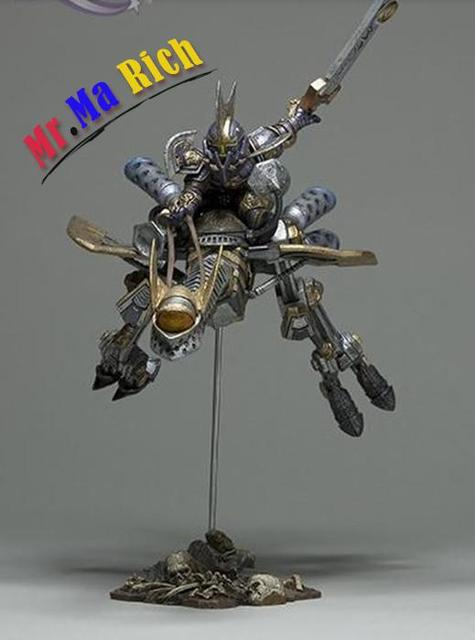 Wow 6 Inch Gnome Warrior [sprocket Gyrospring] Action Figure World Famous Online Game Character Wow Pvc Figure Free Shipping 1