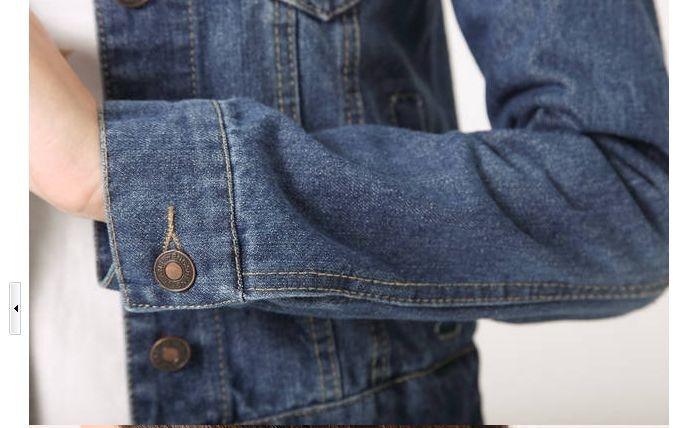 Женская Весенняя джинсовая куртка синие короткие джинсовые куртки винтажный обрезанный кардиган пальто Летние Стильные куртки mujer jaqueta джинсы