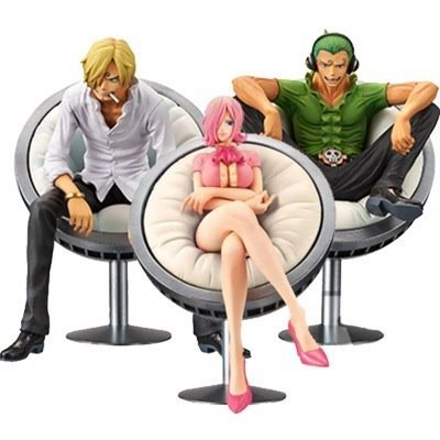 11cm <font><b>One</b></font> <font><b>piece</b></font> <font><b>sanji</b></font> Vinsmoke Reiju Yonji Anime Action Figure PVC New Collection figures toys Collection for Christmas gift image