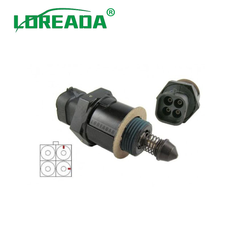 Idle air Control Valve IAC For Land Rover Defender Range Chevrolet Camaro Corvette S10 Pontiac Firebird GMC Typhoon Sonoma AC16