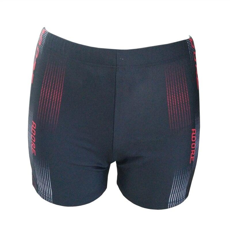 Men Scuba Diving Shorts 2019 New Swimwear Men Sexy Swimming Trunks Hot Swimsuit Swim Briefs Beach Shorts 1pcs Solid Color Beach