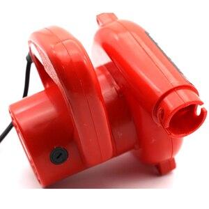 Image 4 - Souffleur dair multifonction, nettoyeur électrique pour ordinateur, nettoyeur anti poussière, pour meubles dordinateur et voiture