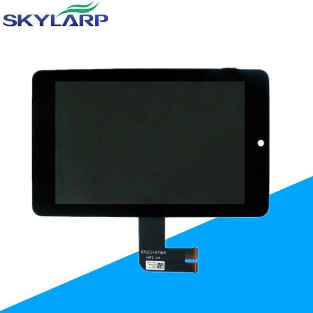 """Оригинальный Полный ЖК-дисплей + Сенсорный Экран Digitizer Для Asus MeMO Pad HD 7 """"ME173 ME173X K00B (Innolux) бесплатная доставка"""