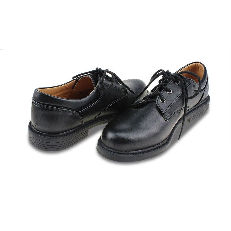 MSMAX обувь для мальчиков кожаные туфли детей кружево до дышащие черные кроссовки детские свадебные сцены школьная