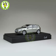 1 43 Scale VW Volkswagen Golf 4 doors Diecast Car Model Toys Gold