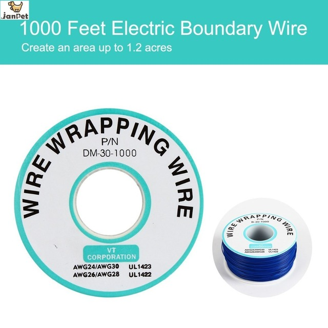 JANPET 300M range Pet Dog fencing Wire Cables for underground ...