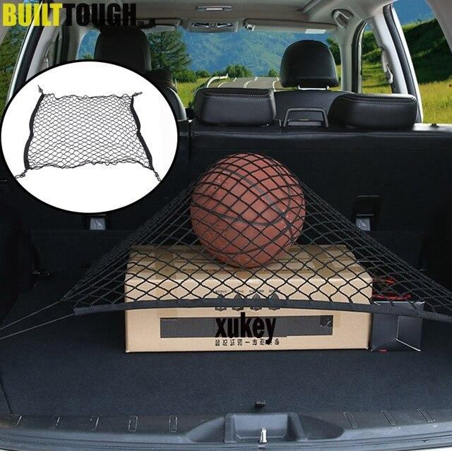 Para Subaru Forester XV Crosstrek Outback XV Traseiro Trunk Piso Malha Cargo Net Bagagem Gancho 2009 2010 2011 2012 2013 -2018 2019