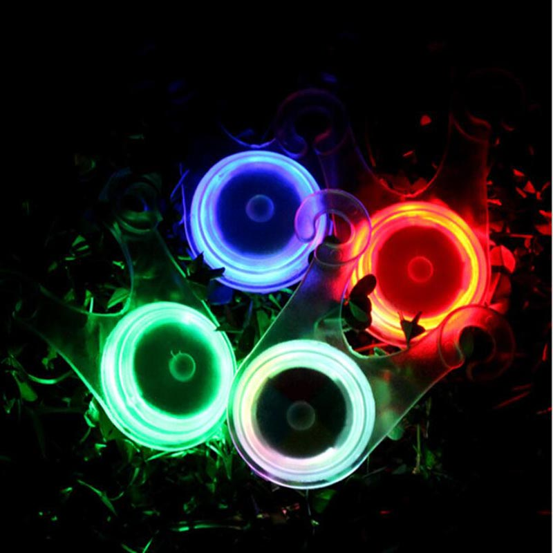 Outdoor Camping LED Tent Rope Hanging Lights Mini Night Bicycle Portable Warning Tail Lamps Trekking Backpack Emergency Lights