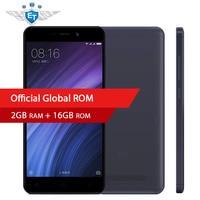 Original Xiaomi Mi Redmi 4A 5 0 Inch Snapdragon 425 Quad Core 13MP Camera MIUI 8
