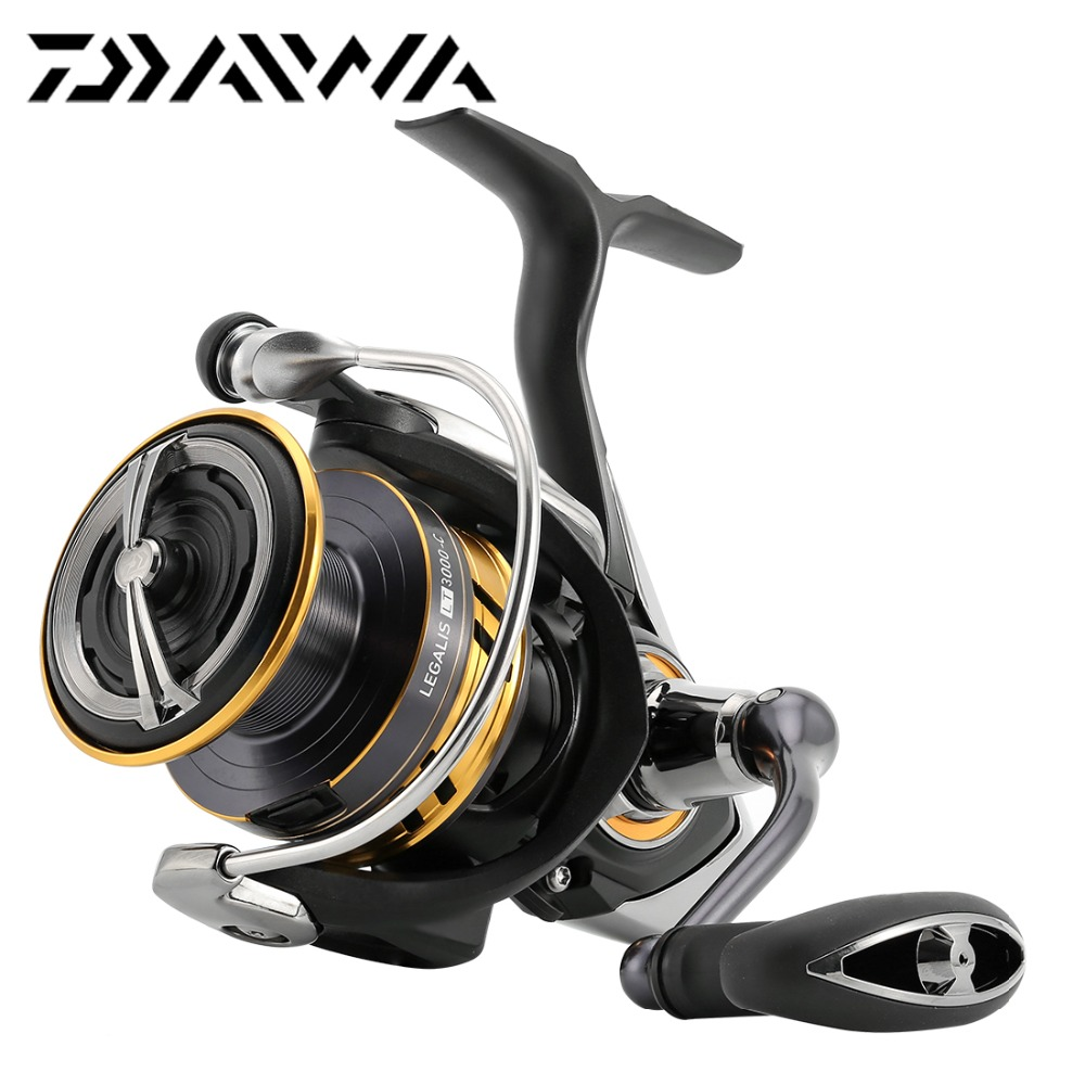 Original DAIWA LEGALIS LT 1000D 2000D 2500 3000C 4000DCXH 5000DCXH Spinning Fishing Reel 5BB 10kg Max