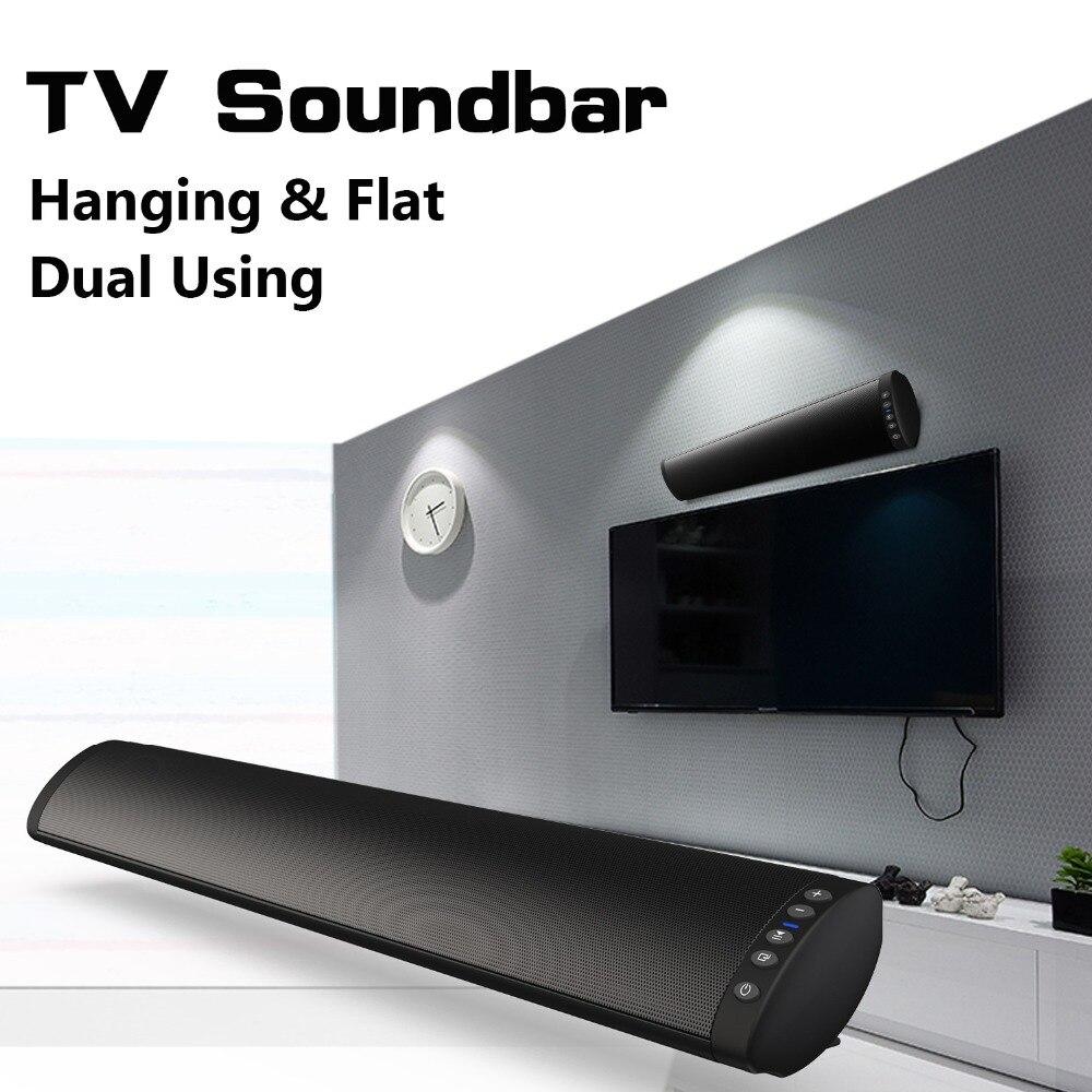 aliexpress com buy ele 20w wireless bluetooth column soundbar rh aliexpress com