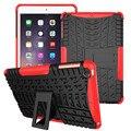 Новый Бренд для Apple ipad mini 1 2 3 Случай Hybrid броня Противоударный Прочный Двухслойный Чехол Для ipad mini 1 2 Kickstand случаях