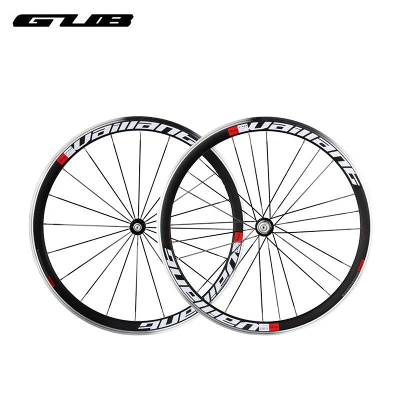 2pcs Lot GUB R740 Bicycle Wheel Group Precision CNC Turning 7075 Shaft Cored Normal Mouth Coda