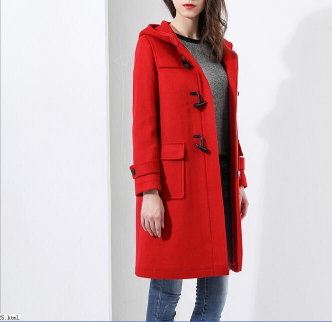 Popular Womens Duffle Coat-Buy Cheap Womens Duffle Coat lots from ...