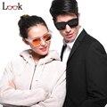 2017 Top Marca de Moda TR90 gafas de Sol Polarizadas Mujeres Hombres Espejo Gafas de Sol Gafas Occhiali Da Única Gafas de Gran Tamaño de La Vendimia