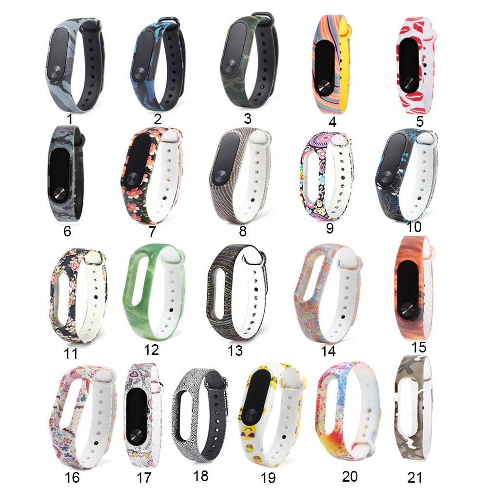 New & Individual,Revenue Stamp,Replacement Watch Strap For Xiaomi Mi Band 2 Millet Bracelet Wristbands LXH
