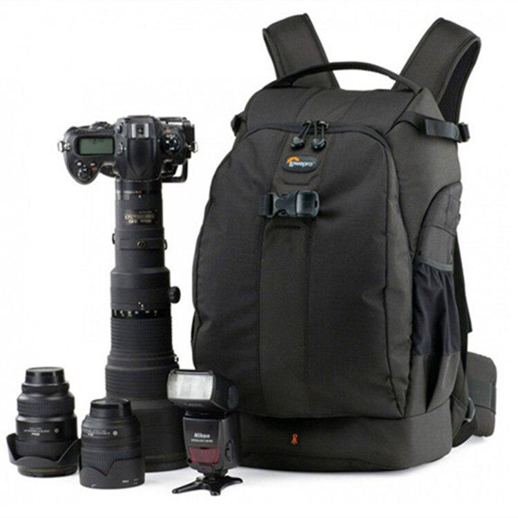 Promozione Delle Vendite NEW Genuine Lowepro Flipside 500 aw FS500 AW spalle borsa fotografica anti-furto borsa fotografica borsa