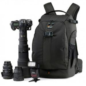 Image 2 - wholesale NEW Genuine Lowepro Flipside 500 aw FS500 AW shoulders camera bag anti theft bag camera bag