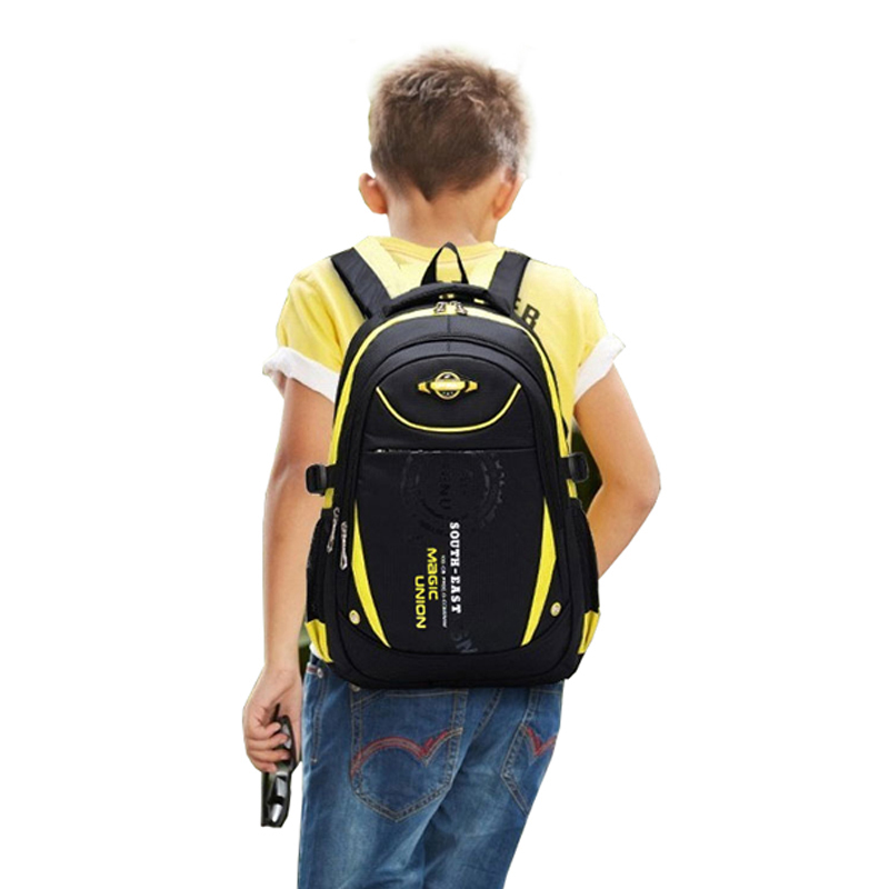 Backpacks Book-Bag Primary Girls Waterproof Boys Students Children High-Quality
