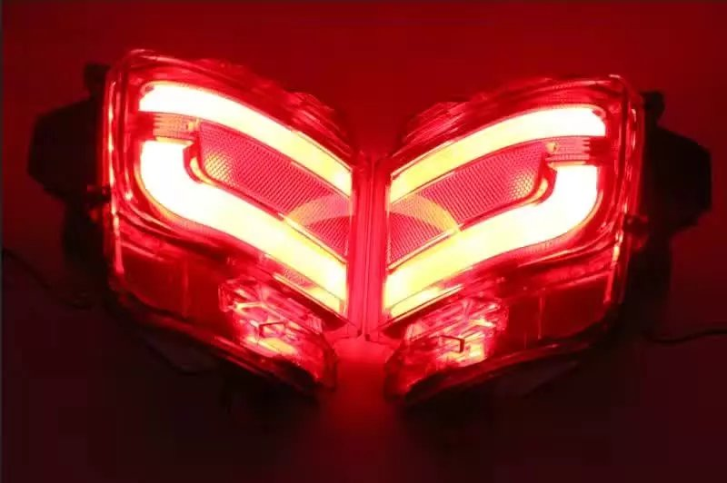 Reflector, LED Rear Bumper Light, rear fog lamp, Brake Light for 2016 toyota Land Cruiser FJ200 LC200 4700 5700 sncn multi function led reflector lamp rear fog lamp rear bumper light brake light for toyota vellfire 2005 2014