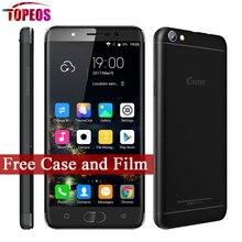 5 дюймов Гретель MTK6737 A9 Quad Core Android 6.0 Телефон 2 ГБ RAM 16 ГБ ROM 1280*720 8MP Отпечатков Пальцев 2300 мАч Full Metal смартфон