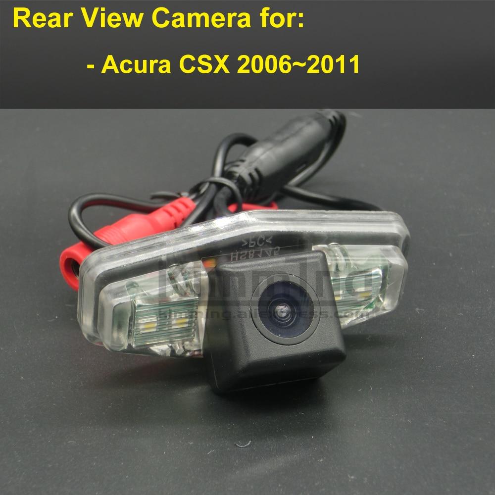Car Rear View Camera for Acura CSX 2006 2007 2008 2009 2010 2011 ...