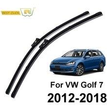 """Misima щетки стеклоочистителя ветрового стекла для VW Golf 7 MK7 2012 2013 Стеклоочиститель 2"""" 18"""""""