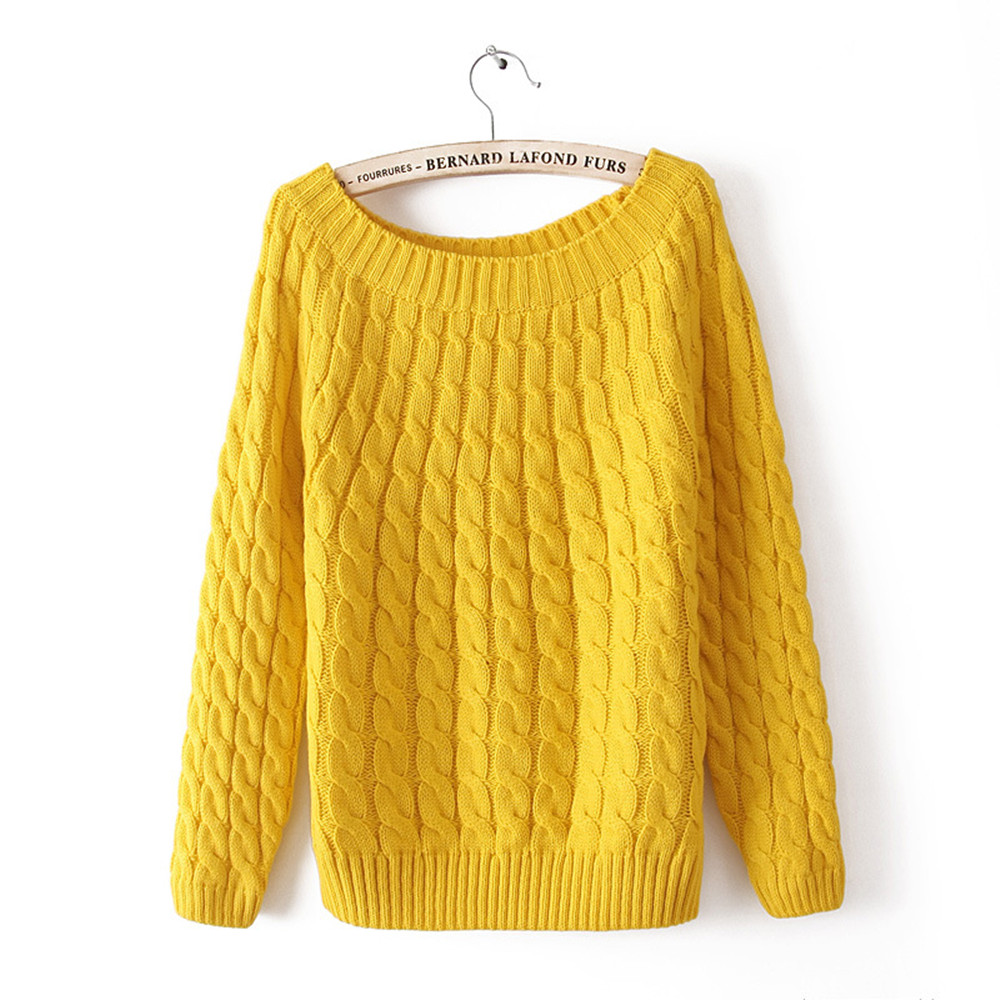 Popular Hand Knit Cotton Sweaters-Buy Cheap Hand Knit Cotton ...