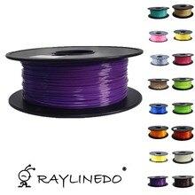 Violet Color 1Kio/2.2Lb Quality PLA 1.75mm 3D Printer Filament 3D Printing Pen Materials