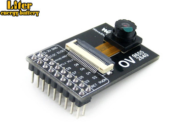 5pcs/lot OV2640 Camera Module 2 Megapixel UXGA 1622X1200 Camera Board JPEG output development Board Kit