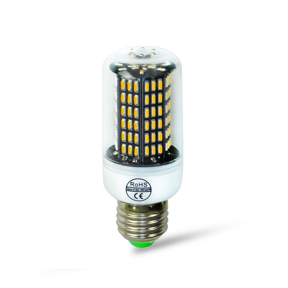 E27 E14  Home LED Corn Bulb 4014 SMD Lighting 38leds 55leds 78leds  88leds 140leds Lampada Living Room Decoration Light A1
