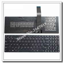 US For ASUS K55A K55VD K55VJ K55VM K55VS A55V A55XI A55DE A55DR R500v R700V Laptop Keyboard English(China)
