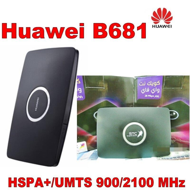 200pcs HUAWEI B681 როუტერი / WLAN UNLOCKED Simslot - ქსელის აპარატურა - ფოტო 4