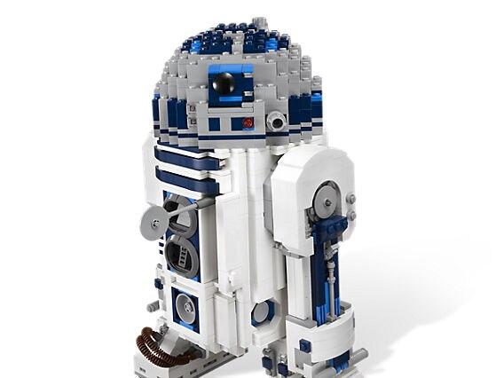 05043 star Wars Spazio di Stampa Il R2 D2 Robot Set di Blocchi di Costruzione di Modello 2127pcs Giocattoli Dei Mattoni Compatibile Con bela 10225-in Blocchi da Giocattoli e hobby su  Gruppo 3