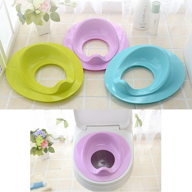 Portable Potty Seat For Children Potty Training Kid Toilet Seat
