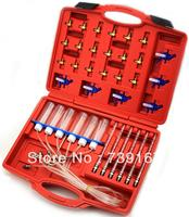 Car Diesel Injector Flow Diagnostic Detector Tool Auto Cylinder Common Rail Injector Tester Set ST0003