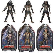 Neca Predator 2 Guardian Ular Penguntit Predator PVC Action Figure Collectible Model Mainan(China)