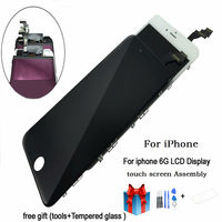 original LCD For Apple iPhone 6 5s LCD Complete Display Touch Screen Digitizer Assembly Replacement