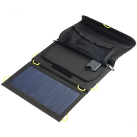 Solar Charger High power Solar Charge Foldable High Quality Powerbank Solar Panel for Outdoor Daily Use Hiking