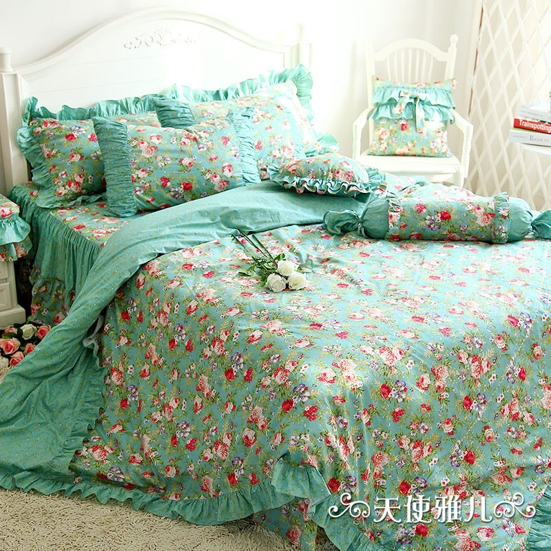 Mint Green Bedding Mint Green Bedding Double Quilt Duvet