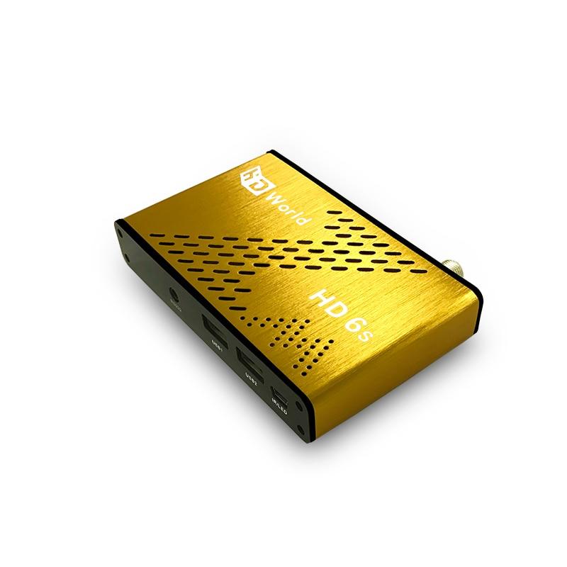 US $95 0 |Lifetime Free IPTV HDWorld F6/6S Satellite Receiver Arabic IPTV  400+ eternal vip iptv Channel+ Free Forever KO Great Bee TV Box-in  Satellite