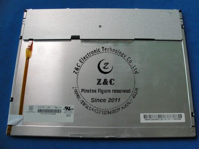 G121X1 L04 G121X1 L03 เดิม + เกรดคุณภาพ 12.1 นิ้ว 1024*768 จอ LCD อุตสาหกรรมอุปกรณ์และรถ navi สำหรับ CMO